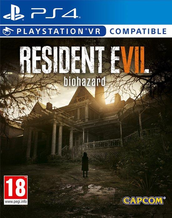 Resident Evil VII - Biohazard - PS4