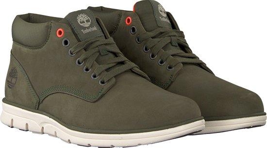 Heren Chukka Maat Groen 41 Timberland Sneakers Bradstreet dgwtPnCdq