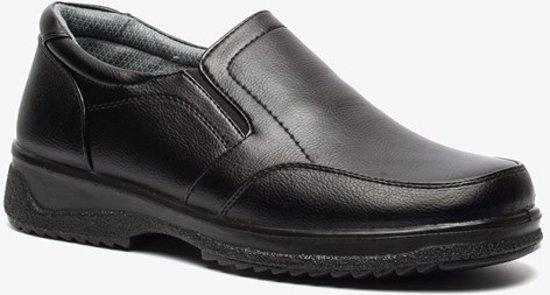 Scapino heren instappers Zwart Maat 45