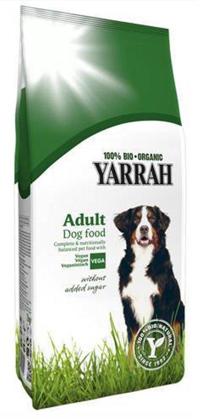 Yarrah Dog Vegetarische Hondenvoer Bio Brokken - 10 kg