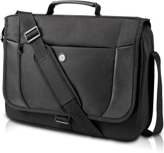HP Essential Messenger - Laptoptas   17.3 inch   Zwart 17b6e0cf87