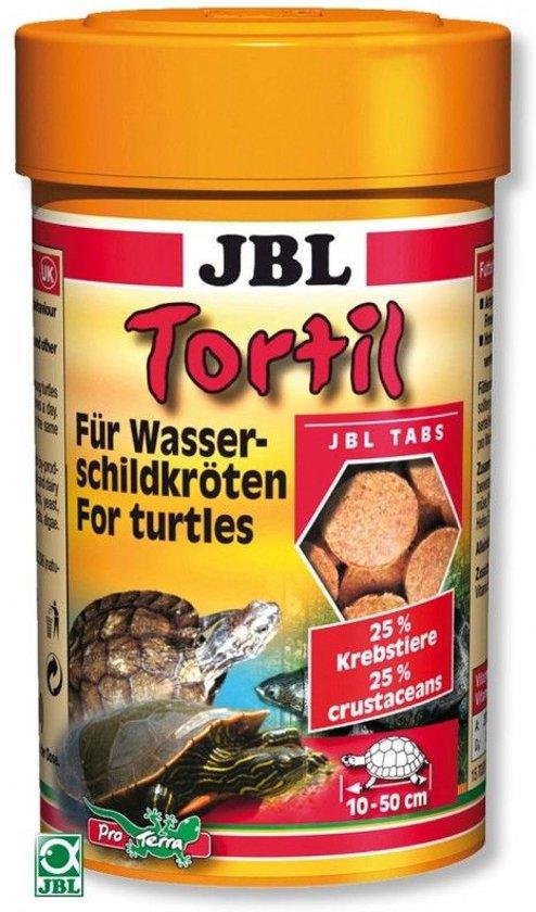 JBL Tortil schildpaddenvoer voedertabletten 100ml