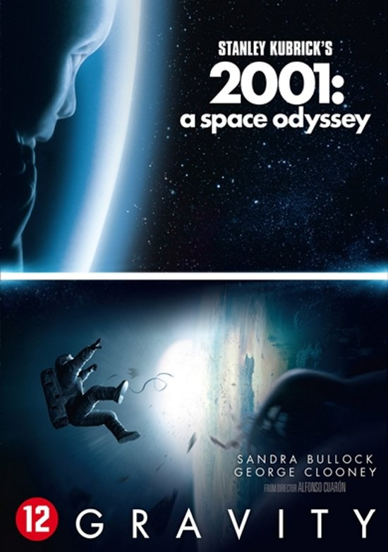 Afbeelding van Gravity & 2001: A Space Odyssey