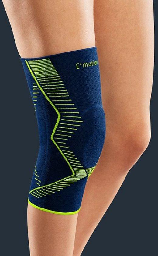 Medi Genumedi E+Motion Sportieve Kniebrace - Maat 5 (XL)