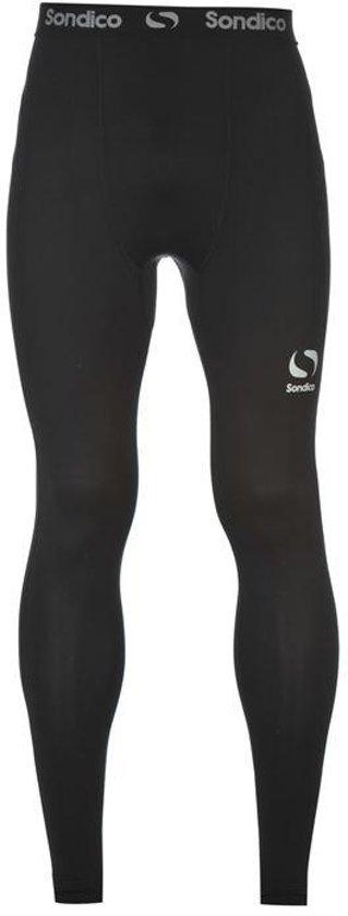 Sondico Sportlegging - Thermobroek - Heren - Zwart - S