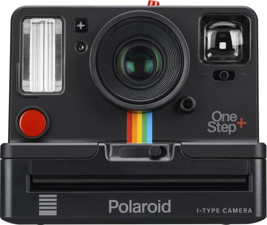 Polaroid Originals OneStep+ - Zwart