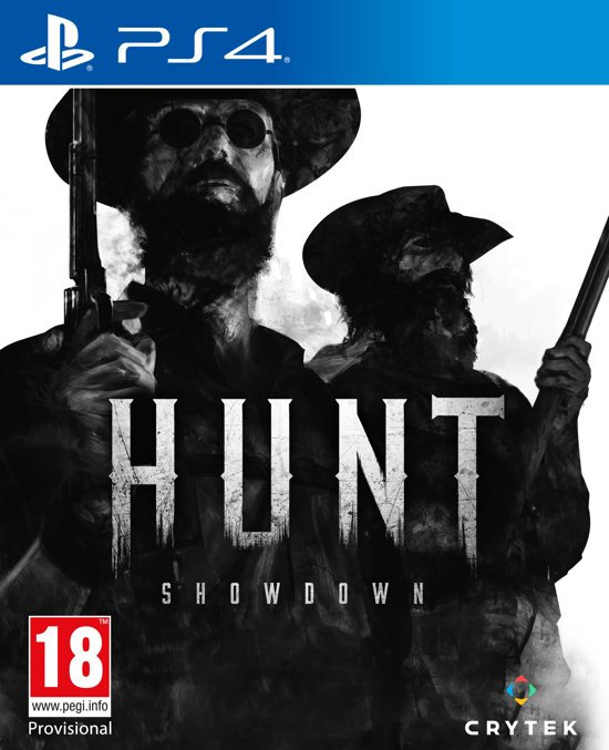 Cover van de game Hunt: Showdown - PS4