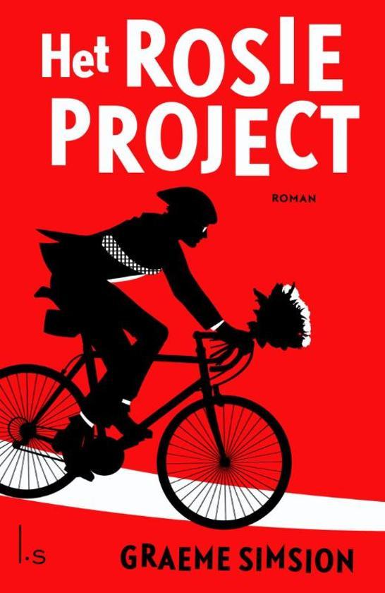 Boek cover Het Rosie project van Graeme Simsion (Paperback)