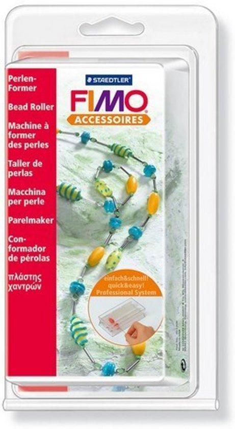 Fimo Bead roller spoel - olijf 8712 02