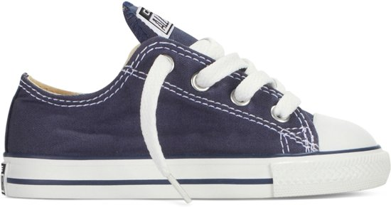 d0c303d455187 Converse Chuck Taylor All Star Sneakers Laag Baby - Navy - Maat 24