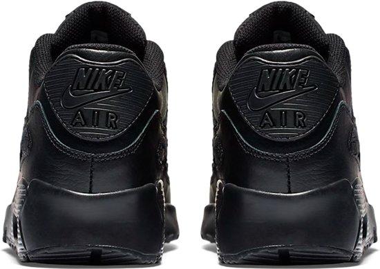 Max 5 Nike 37 Leathersportschoenen Zwart Maat 90 Air 001 833412 Unisex 55q8gr