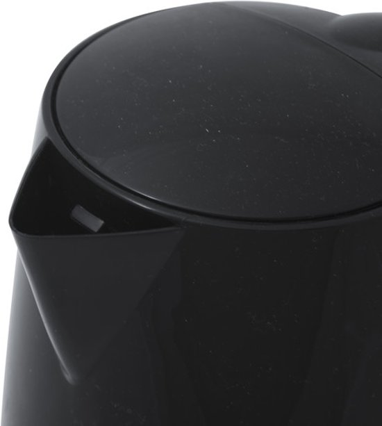 Inventum Snoerloze waterkoker 1,7 L 2200 W zwart HW217B