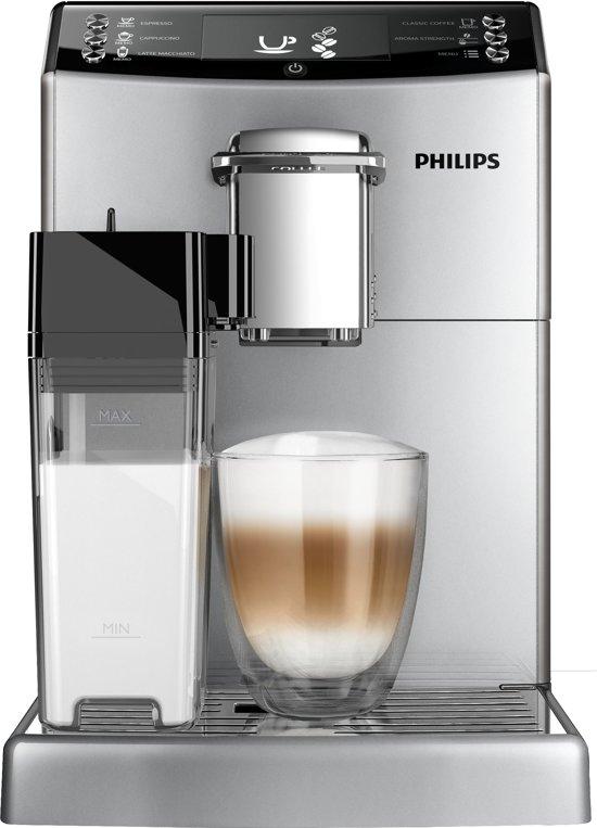 Philips 4000 serie EP4050/10 - Espressomachine - Zilver