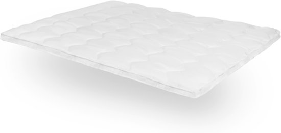 Sleeptime 3D AIR Hotel Matras Topper White-160 x 200 cm