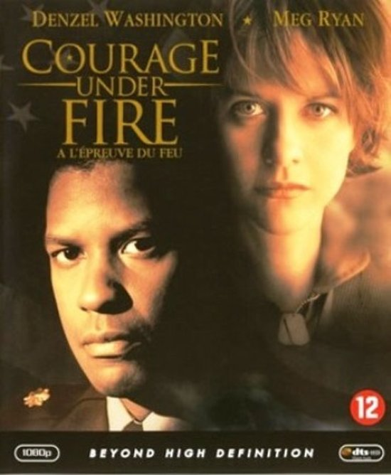 Cover van de film 'Courage Under Fire'