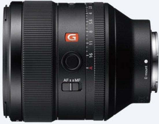Sony FE 85mm f/1.4 GM