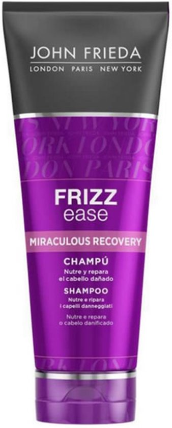 MULTI BUNDEL 3 stuks John Frieda Frizz Ease Miraculous Recovery Shampoo 250ml