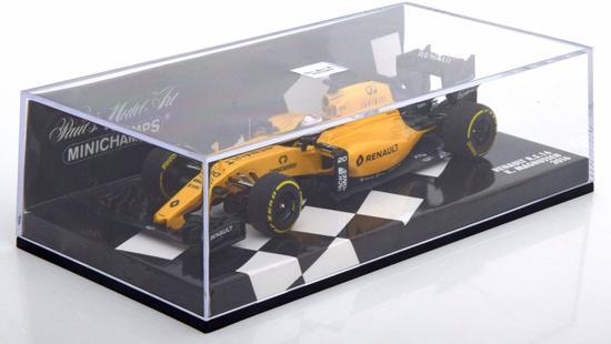 Renault R.S.16 F1 K.Magnussen 2016 Minichamps ( Resin ) 1-43