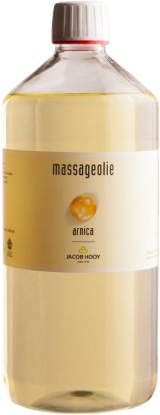 Jacob Hooy Arnica Natuur - 1000 ml - Massageolie