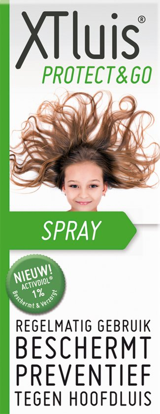 XTLuis Protect & Go spray 200 ml