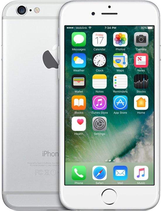 Apple iPhone 6 refurbished door 2ND - 16 GB - Zilver in Noirefontaine