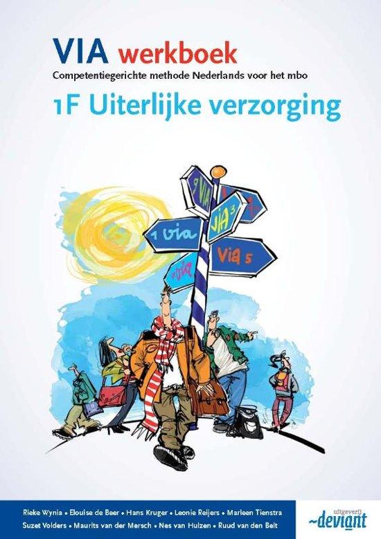 VIA - 1F Uiterlijke verzorging - Werkboek