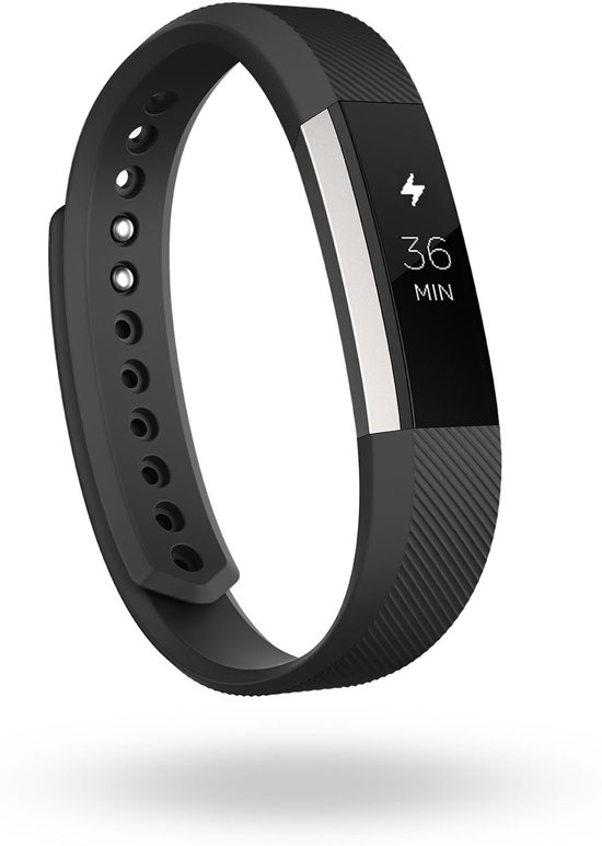 Fitbit Alta - Activity tracker - Zwart - Small