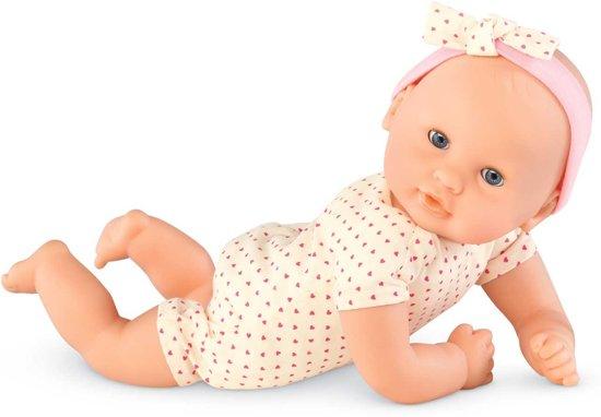 Bolcom Corolle Babypop Aankleedpop 30cm Corolle Speelgoed