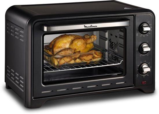 moulinex optimo 33l ox464810 mini oven vrijstaand. Black Bedroom Furniture Sets. Home Design Ideas