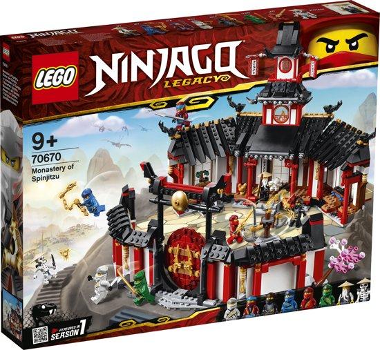 9200000098526753 - Het grote ABC van LEGO speelwerelden. Ken jij ze allemaal? & WIN