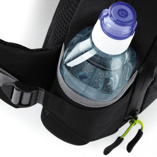 Sport heuptas zwart 5 liter