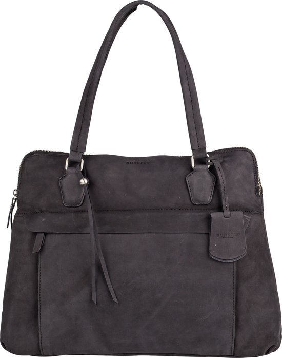 Laptopbag Burkely Star Zwart Stacey 15