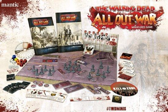 Afbeelding van het spel The Walking Dead: All Out War - Core Set