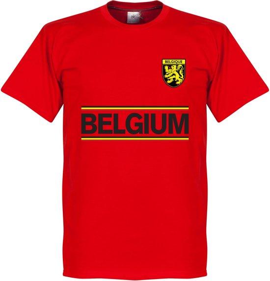 België Team T-Shirt - XL