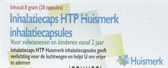 Hmk inhalatie capsules 20 st
