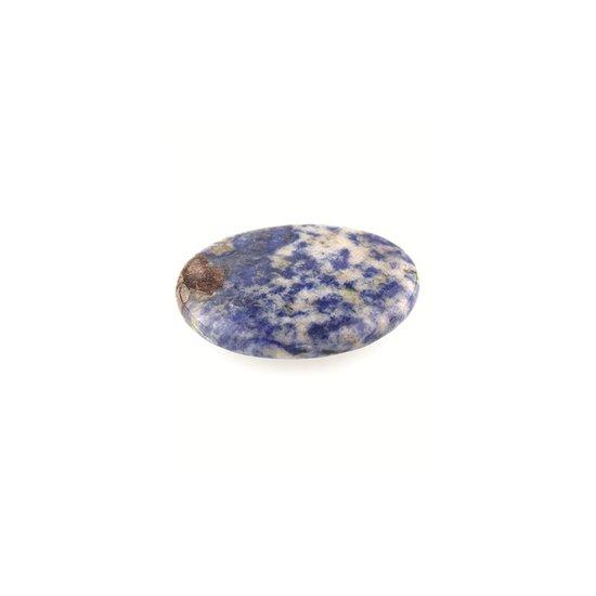 Zaksteen Sodaliet - 4-6 cm - blauw - 4-6 cm