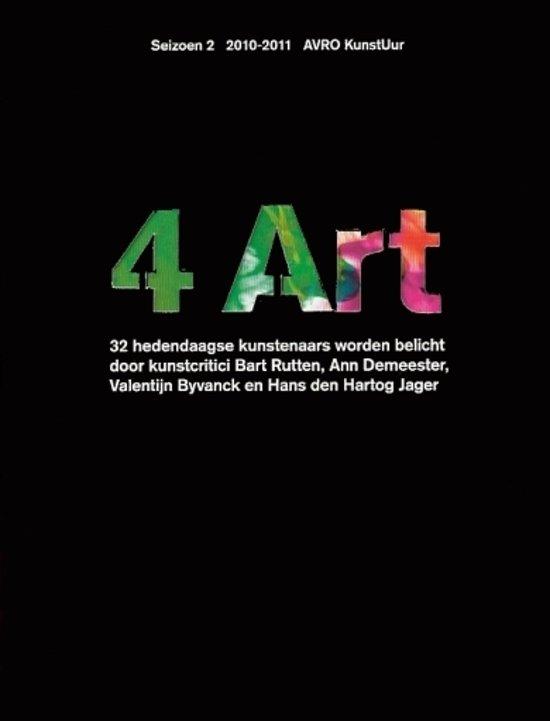 Cover van de film '4art'