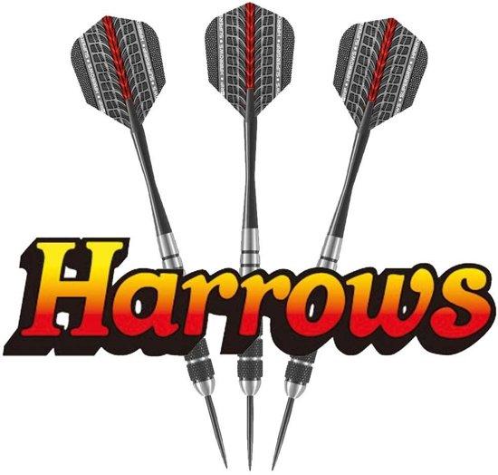 Harrows Steeltip Black Jack 22 GK