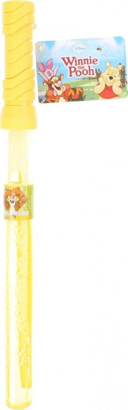 Disney Bellenblaaszwaard Winnie The Pooh 120 Ml Geel