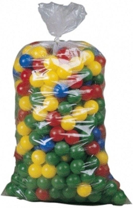 Pakket van 2000 ballenbak ballen 6cm