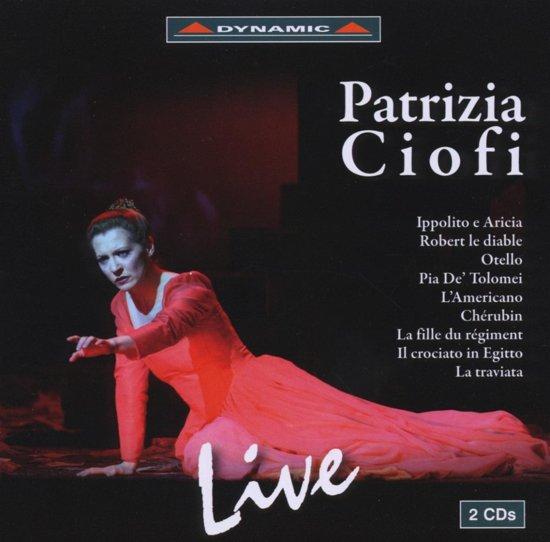 Patrizia Ciofi - Live