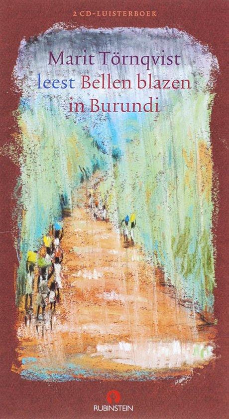 Bellen blazen in Burundi 2 cd's (luisterboek)