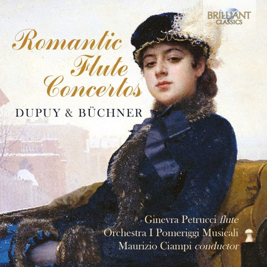 Dupuy & Buchner: Romantic Flute Concertos
