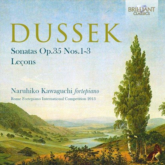 Dussek: Sonatas Op. 35 Nos. 1-3, Le