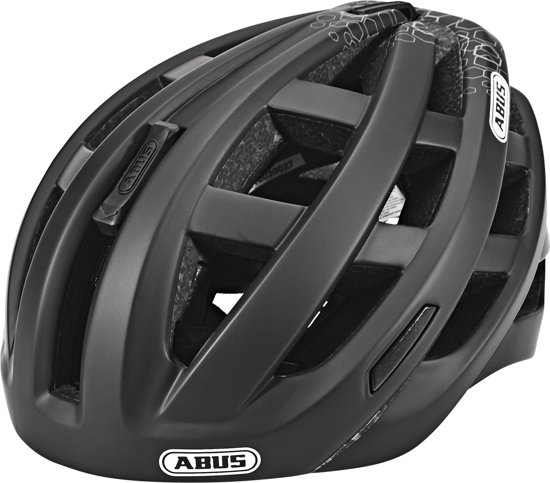 ABUS Helm In-Vizz Ascent Black