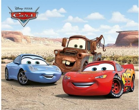 Cars Best Friends poster