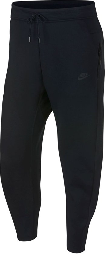 Nike Nsw Tech Fleece Oh Joggingbroek Heren - Black/(Black) - Maat M