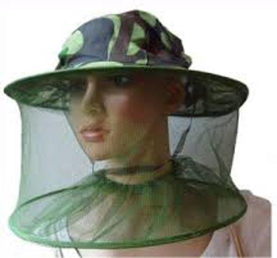 Muggen- & Wespen Hoed