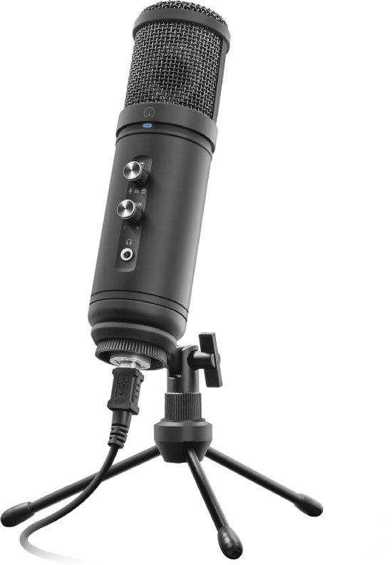 Trust Signa -  HD Studiomicrofoon - Zwart