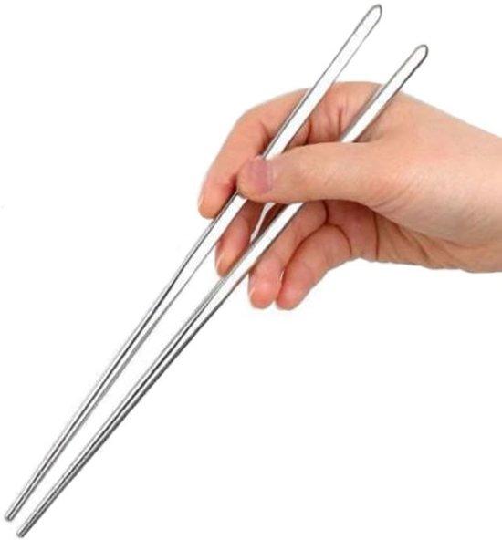 Chopsticks RVS | Aziatisch Koken